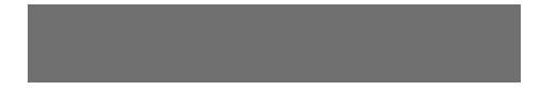 Greyscale logo image for webOS Signage.